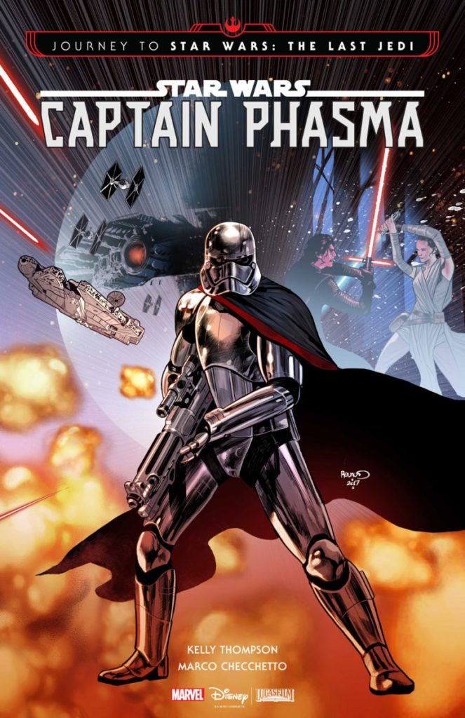 captain-phasma-1-cover-the Journey to-thelastjedi