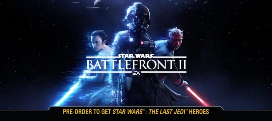 battlefront 2 title pre-order for the last jedi heroes